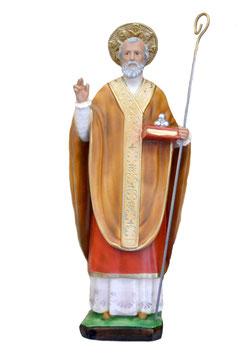 Statua San Nicola di Bari cm. 42 in resina