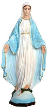 Statua Madonna Miracolosa in resina cm. 70
