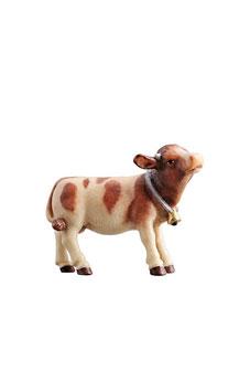 Statua vitello  in legno