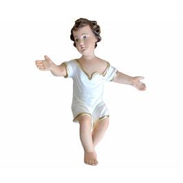 Statua Gesù Bambino braccia aperte cm 25