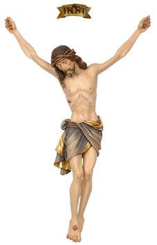 Statua corpo di Cristo in legno