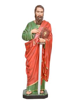 Statua San Paolo cm. 100 in vetroresina