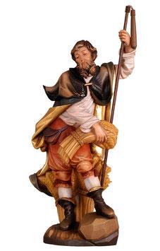 Statua Sant' Isidoro in legno