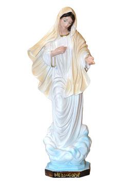 Statua Madonna di Medjugorje cm. 30