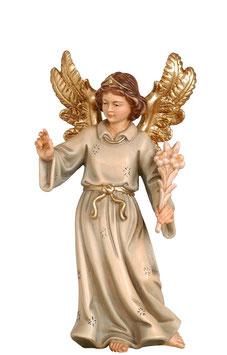 Statua Angelo annunciatore in legno