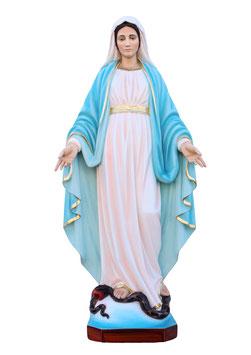 Statua Madonna Immacolata in resina cm. 80 nuovo modello