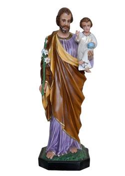 Statua San Giuseppe cm. 100 in vetroresina