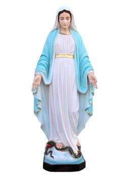 Statua Madonna Immacolata in resina cm. 100 nuovo modello