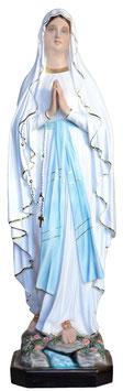 Statua Madonna di Lourdes in vetroresina cm. 130