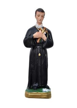 Statua San Gerardo cm. 43 in resina