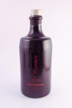 Secreto´s Black Pearl Gin 0,7L