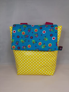 "Lenkertasche ""Little Birds"""