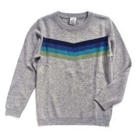 Pullover RAINBOW • grau