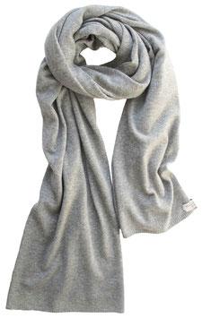 Schal 'HUG ME' •  grey