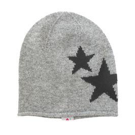 Beanie STARS ✭ anthra