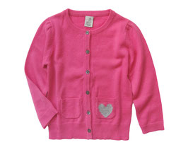 Cardigan HEART ♥ pink