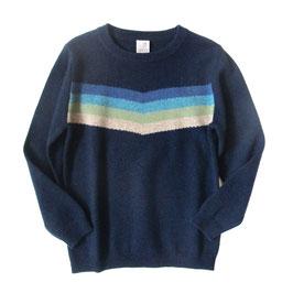 Pullover RAINBOW • navy