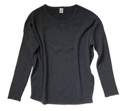 Woman Pullover EASY • black