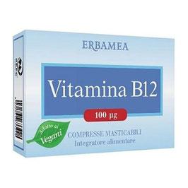 VITAMINA B 12 - COMPRESSE MASTICABILI