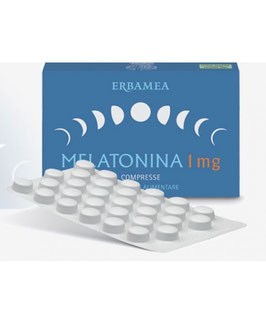 MELATONINA 1 MG - COMPRESSE