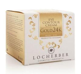 LOCHERBER Gold 24 Contour Eye Cream