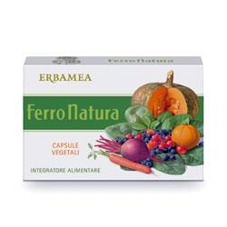 FERRONATURA - CAPSULE VEGETALI
