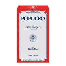 POPULEO - COMPRESSE