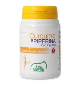 CURCUMA E PIPERINA