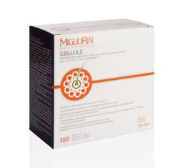 MIGLIORIN GELLULE AL MIGLIO - 180 Capsule