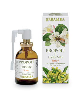 PROPOLI E ERISIMO - SPRAY