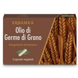 OLIO DI GERME DI GRANO - CAPSULE VEGETALI