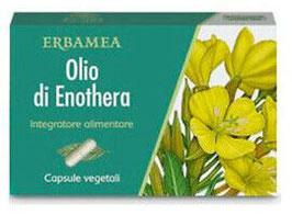 OLIO DI ENOTHERA - CAPSULE VEGETALI