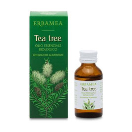 TEA TREE - OLIO ESSENZIALE BIOLOGICO