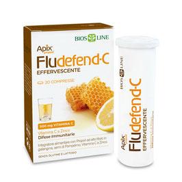 APIX - FLUDEFEND-C EFFERVESCENTE