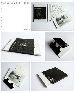 Postkarten-Set [18 Karten]