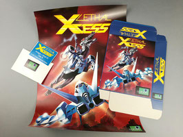 LETHAL XCESS Collector's Repair Kit – Poster Edition