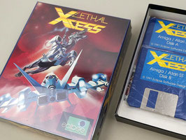 LETHAL XCESS ::: Wings of Death II :::::::::: Dual Format Atari ST/E / Amiga