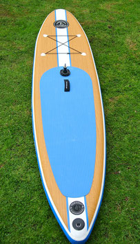 11er Wind SUP incl aufblasbaren Rigg und Segel