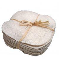 Lingettes lavables Coton Organique