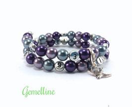 """Bracelet d'allaitement """"Rondine 2"""""""