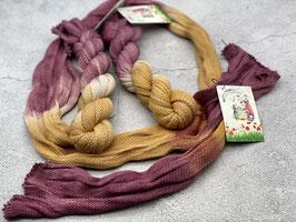 Sockblanks Platinum - Lac Dye/Copalchi