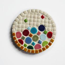 Dessous de plat Arbre de vie Multicolore