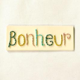 Message Bonheur
