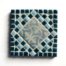 Dessous de carafe Dantan Bleu