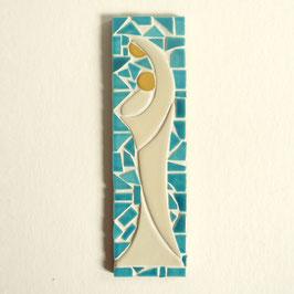 Vierge mosaïque Découpes