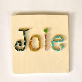 Message Joie