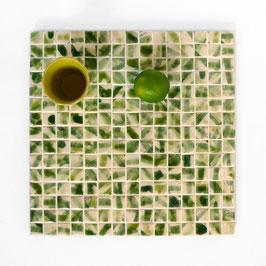 Grand dessous de plat Bambou , dimensions 30 cm