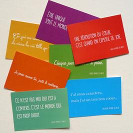 Carte postale Verbatim