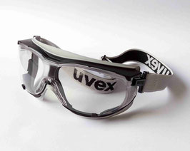Schutzbrille Uvex Carbonvision ungetönt