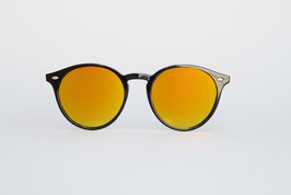 CHAPPEL - black / yellow mirrored
